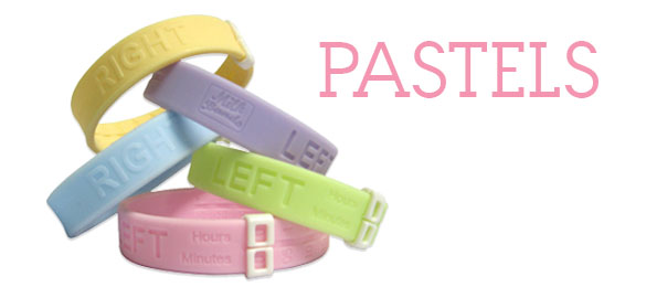 Pastel Milk Bands